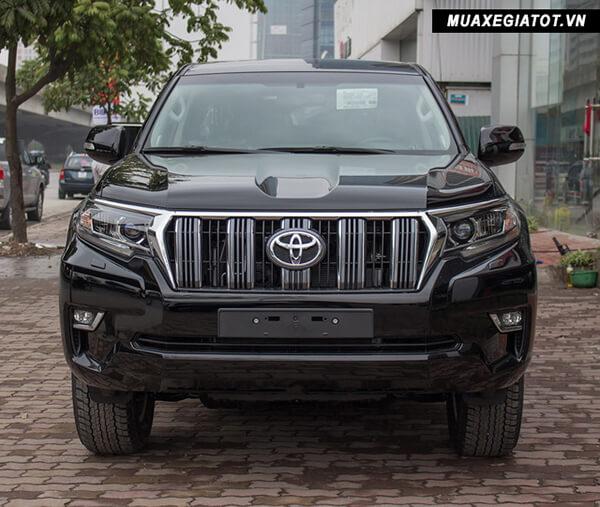 """dau xe toyota prado 2020 toyota tan cang 2 - Đánh giá xe Toyota Land Prado 2021, Xe SUV 7 chỗ """"chuẩn mực"""""""