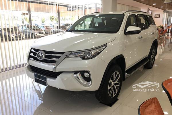 gia xe fortuner 28v at may dau so tu dong toyota tan cang 3 - Đánh giá xe Toyota Fortuner 2021, SUV bán chạy nhất Việt Nam
