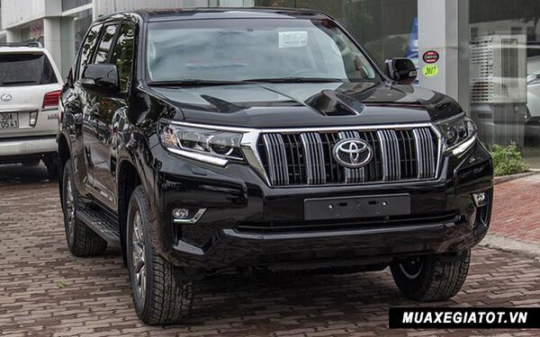 "gia xe toyota prado 2020 toyota tan cang 1 - Đánh giá xe Toyota Land Prado 2021, Xe SUV 7 chỗ ""chuẩn mực"""
