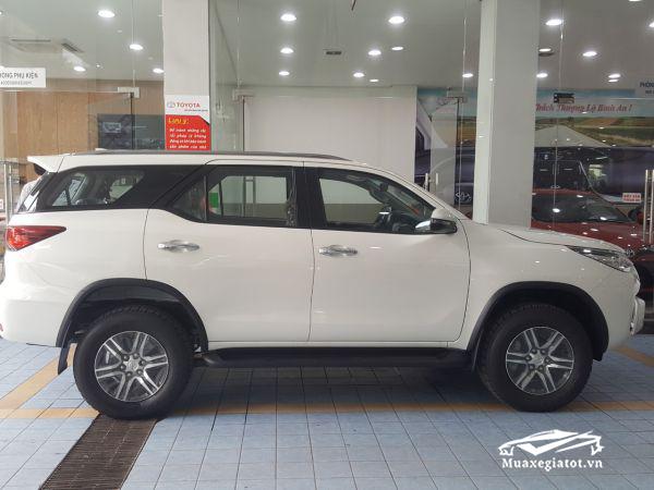 hong xe fortuner 2020 may xang 1 cau toyota tan cang 2 - Đánh giá xe Toyota Fortuner 2021, SUV bán chạy nhất Việt Nam