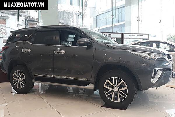 hong xe toyota fortuner 2020 may dau toyota tan cang net - Đánh giá xe Toyota Fortuner 2021, SUV bán chạy nhất Việt Nam