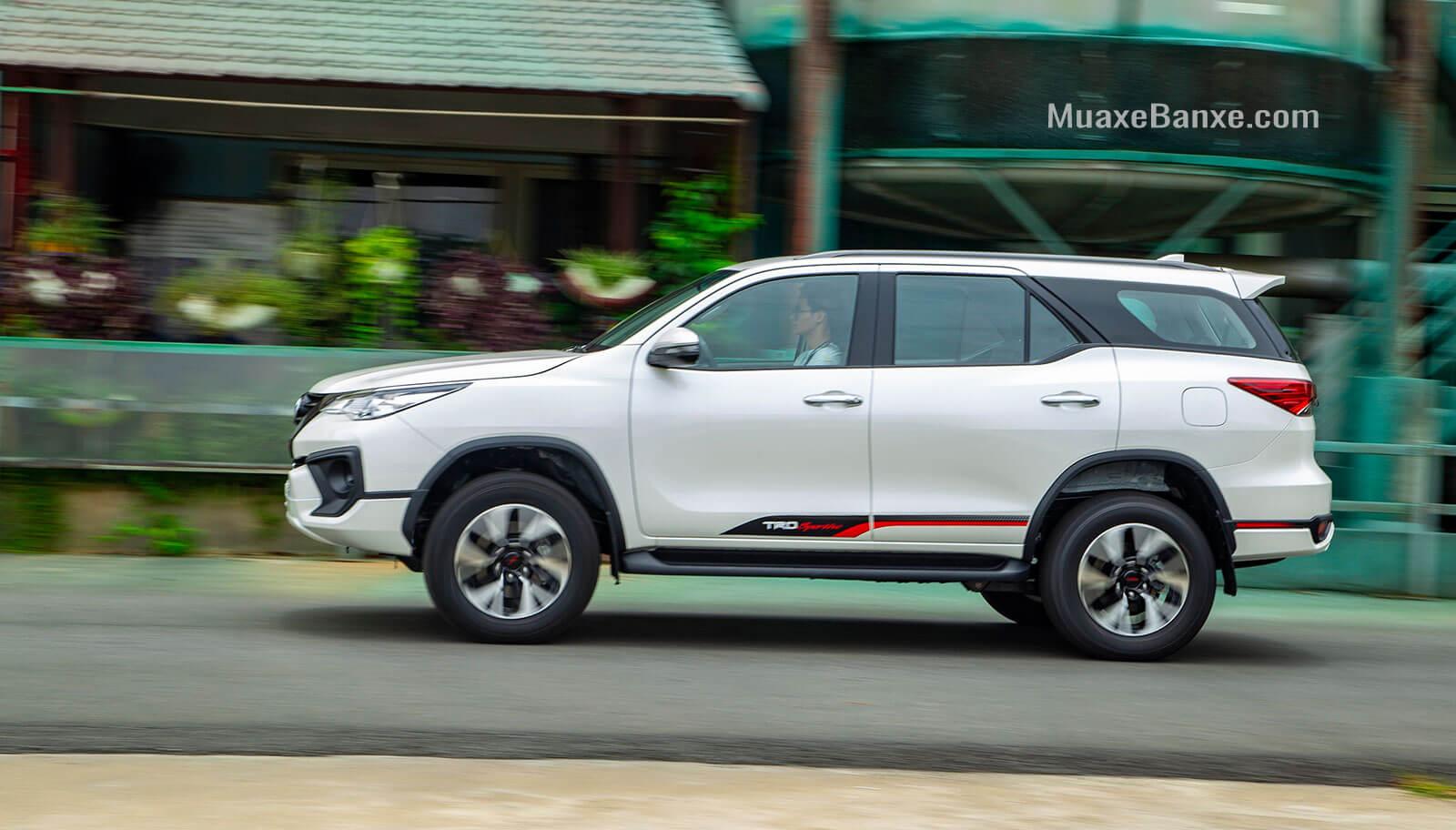 hong xe toyota fortuner trd sportivo 2020 27l 42 may xang toyota tan cang - Đánh giá xe Toyota Fortuner 2021, SUV bán chạy nhất Việt Nam
