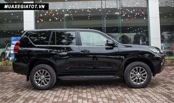 """hong xe toyota prado 2020 toyota tan cang 5 - Đánh giá xe Toyota Land Prado 2021, Xe SUV 7 chỗ """"chuẩn mực"""""""