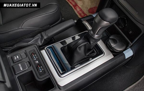 "hop so toyota prado 2020 toyota tan cang 18 - Đánh giá xe Toyota Land Prado 2021, Xe SUV 7 chỗ ""chuẩn mực"""