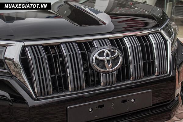 """luoi tan nhiet toyota prado 2020 toyota tan cang 13 - Đánh giá xe Toyota Land Prado 2021, Xe SUV 7 chỗ """"chuẩn mực"""""""
