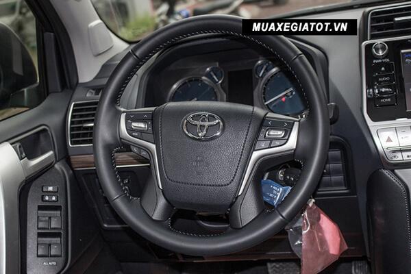 """vo lang toyota prado 2020 toyota tan cang 20 - Đánh giá xe Toyota Land Prado 2021, Xe SUV 7 chỗ """"chuẩn mực"""""""