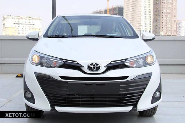 dau xe toyota vios 2021 xetot com 1 - Toyota Vios 2021 với Honda City 2021 ai hơn ai?