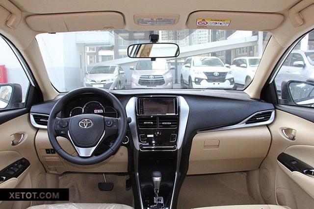noi that toyota vios 2021 xetot com 1 - Toyota Vios 2021 với Honda City 2021 ai hơn ai?