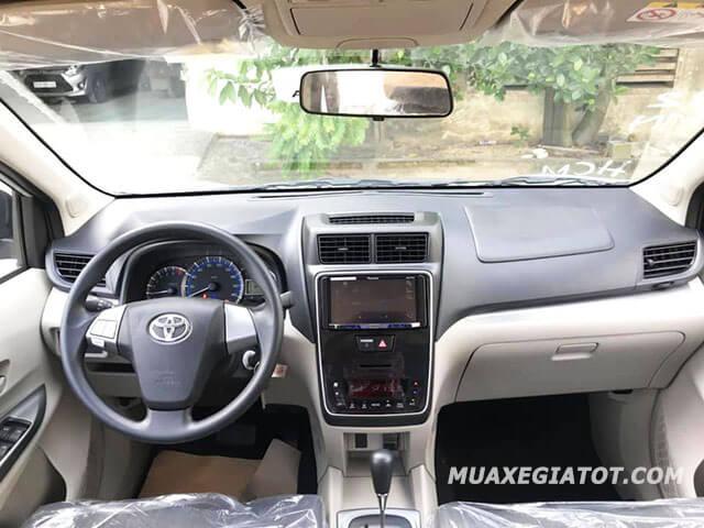 noi that xe toyota avanza 15at 2021 toyota tan cang - Đánh giá Toyota Avanza 2021, Dòng xe 7 chỗ giá rẻ nhất nhì tại Việt Nam