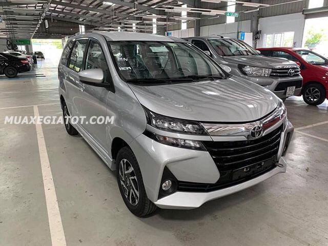xe mau bac toyota avanza 15at 2021 toyota tan cang 1 - Đánh giá Toyota Avanza 2021, Dòng xe 7 chỗ giá rẻ nhất nhì tại Việt Nam
