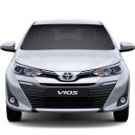 Toyota Vios 1.5E CVT ( 3 túi khí) - Đầu xe