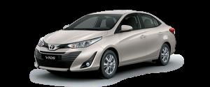 Toyota Vios 1.5E CVT ( 3 túi khí) - Giá bán