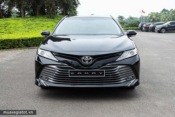 """dau xe toyota camry 25q 2021 toyota tan cang 33 - Toyota Camry 2.5Q 2021 """"Ông hoàng"""" của phân khúc hạng D"""