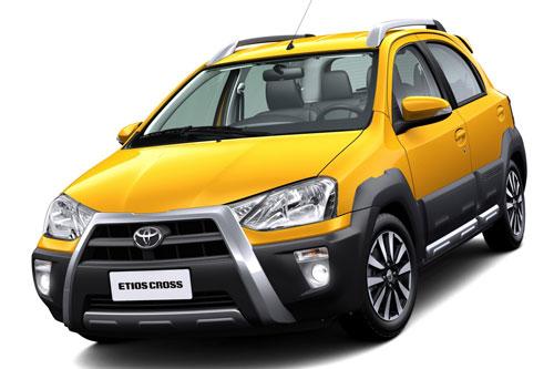 dau xe toyota etios cross 2021 toyota tan cang - Đánh giá xe Toyota Etios Cross 2021