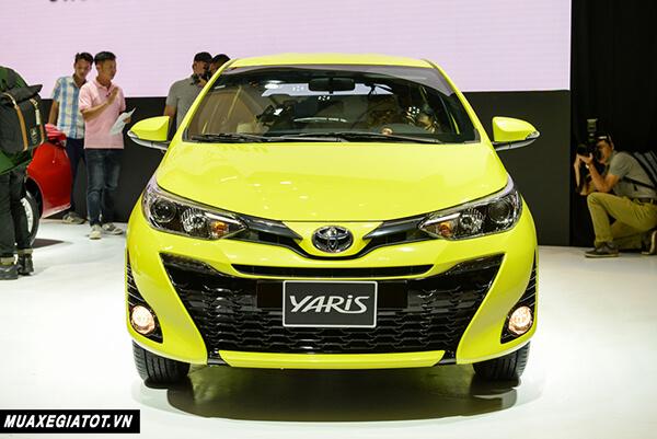 dau xe toyota yaris 2021 1 5 g toyota tan cang 2 - Đánh giá Toyota Yaris 2021 đang bán tại thị trường Việt Nam