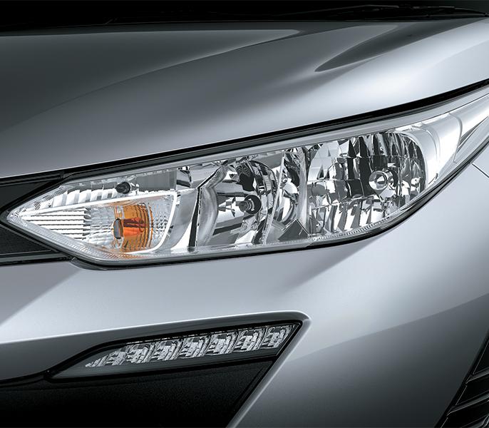 den pha toyota vios e mt 3 tui khi 2021 toyota tan cang - Toyota Vios 1.5E MT 2021 (3 túi khí) - Dòng xe 5 chỗ cả nhà cùng yêu