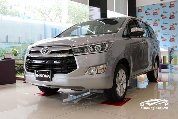 gia ban xe toyota innova 2 0 v 7 cho toyota tan cang 20 - Đánh giá Toyota Innova 2021, Xe 7 chỗ bán chạy một thời