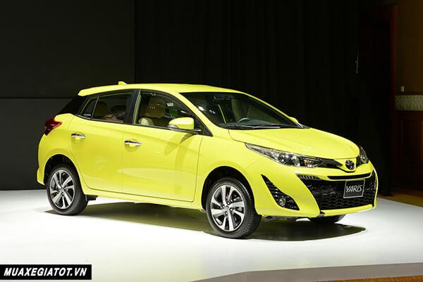 gia xe toyota yaris 2021 1 5 g toyota tan cang 1 - Đánh giá Toyota Yaris 2021 đang bán tại thị trường Việt Nam