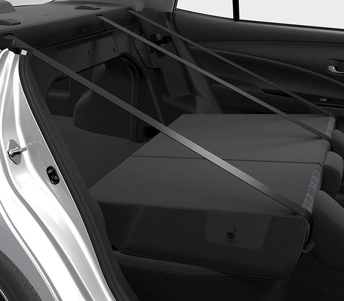 hang ghe sau toyota vios e mt 3 tui khi 2021 toyota tan cang - Toyota Vios 1.5E MT 2021 (3 túi khí) - Dòng xe 5 chỗ cả nhà cùng yêu