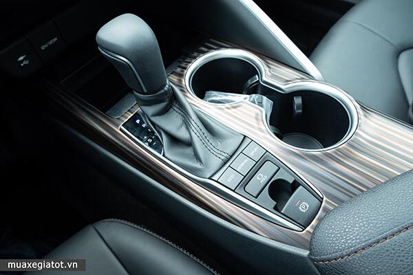 """hop so toyota camry 25q 2021 toyota tan cang 11 - Toyota Camry 2.5Q 2021 """"Ông hoàng"""" của phân khúc hạng D"""