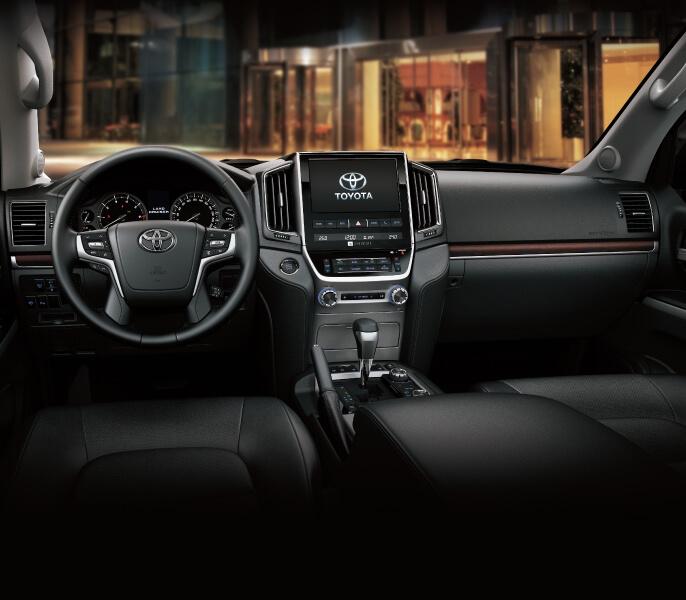 noi that xe toyota land cruiser 2021 toyota tan cang - Đánh giá xe Toyota Land Cruiser 2021. Dòng ô tô địa hình thịnh hành ở Việt Nam