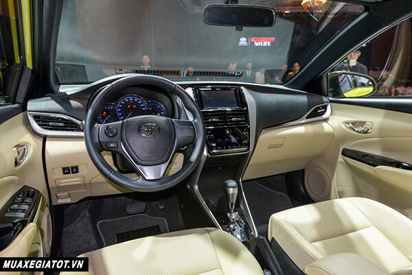 noi that xe toyota yaris 2021 1 5 g toyota tan cang 4 - Đánh giá Toyota Yaris 2021 đang bán tại thị trường Việt Nam
