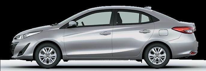 than xe toyota vios e mt 3 tui khi 2021 toyota tan cang e1578147055659 - Toyota Vios 1.5E MT 2021 (3 túi khí) - Dòng xe 5 chỗ cả nhà cùng yêu