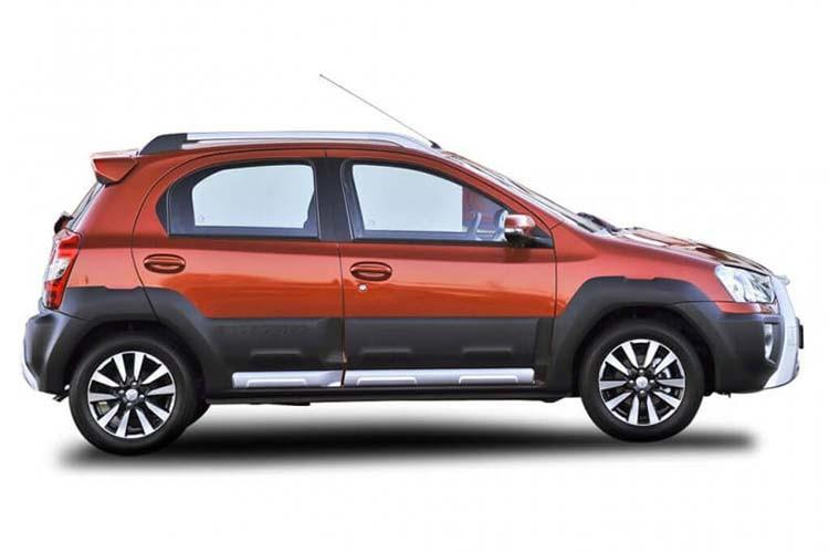 thanxe toyota etios cross 2021 toyota tan cang - Đánh giá xe Toyota Etios Cross 2021