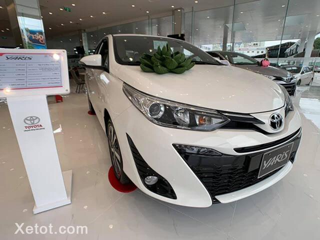yaris daily toyota tan cang Xetot com - Đánh giá Toyota Yaris 2021 đang bán tại thị trường Việt Nam