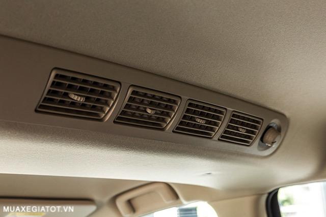 cua gio tran xe mitsubishi xpander 2020 2021 at muaxegiatot vn 1 - Chi tiết Mitsubishi Xpander 2021 - Sang trọng, Hiện đại