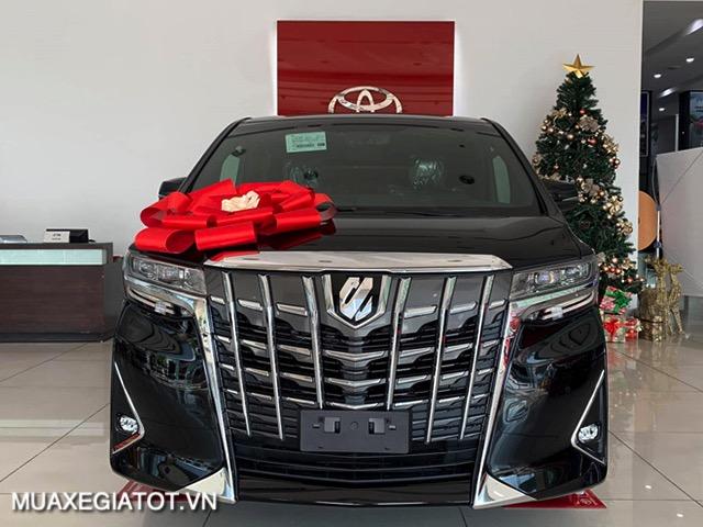 dau xe toyota alphard 2021 toyotatancang net - Chi tiết Toyota Alphard Luxury 2021 dòng xe 7 chỗ đẳng cấp thương gia