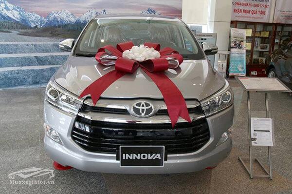 dau xe toyota innova 2 0 v 7 cho toyotatancang net 4 - Chi tiết xe Toyota Innova 2.0V AT 2021 7 chỗ với thiết kế sang trọng