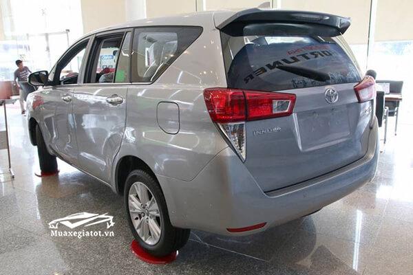 den hau toyota innova 2 0 v 7 cho toyotatancang net 6 - Tư vấn mua xe Toyota Innova trả góp - Thủ tục nhanh, gọn và đơn giản trên toàn quốc