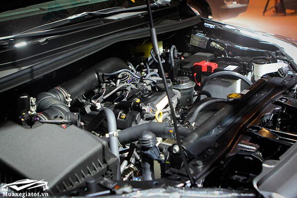 dong co toyota innova 2 0 v 7 cho toyotatancang net 2 - Chi tiết xe Toyota Innova 2.0V AT 2021 7 chỗ với thiết kế sang trọng