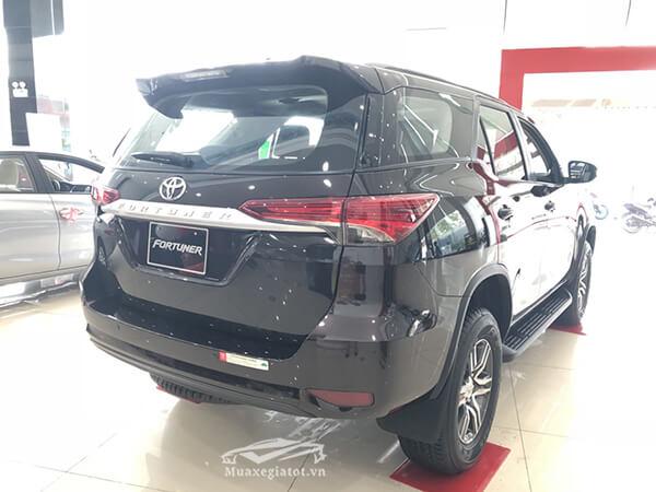 duoi xe fortuner 24g mt may dau so san toyotatancang net 3 - Toyota Fortuner 2.4MT 4x2 2021, Xe 7 chỗ máy dầu số sàn tiết kiệm