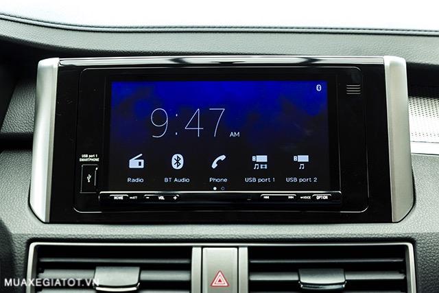 dvd mitsubishi xpander 2020 2021 at muaxegiatot vn 1 - Chi tiết Mitsubishi Xpander 2021 - Sang trọng, Hiện đại