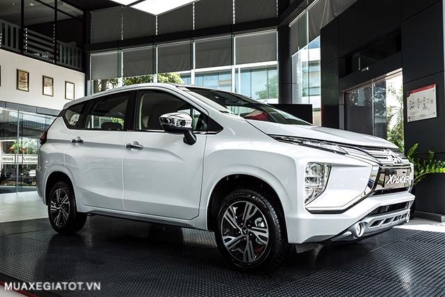 gam xe mitsubishi xpander 2020 2021 at muaxegiatot vn 1 - Chi tiết Mitsubishi Xpander 2021 - Sang trọng, Hiện đại