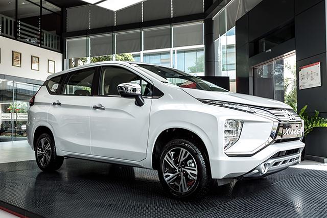 gam xe mitsubishi xpander 2020 2021 at muaxegiatot vn - Chi tiết Mitsubishi Xpander 2021 - Sang trọng, Hiện đại