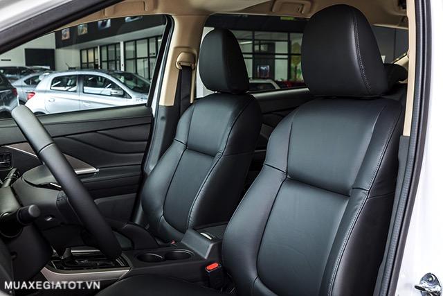 ghe da mitsubishi xpander 2020 2021 at muaxegiatot vn 1 - Chi tiết Mitsubishi Xpander 2021 - Sang trọng, Hiện đại