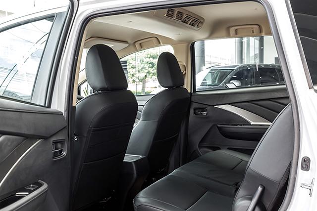 ghe sau mitsubishi xpander 2020 2021 at muaxegiatot vn - Chi tiết Mitsubishi Xpander 2021 - Sang trọng, Hiện đại
