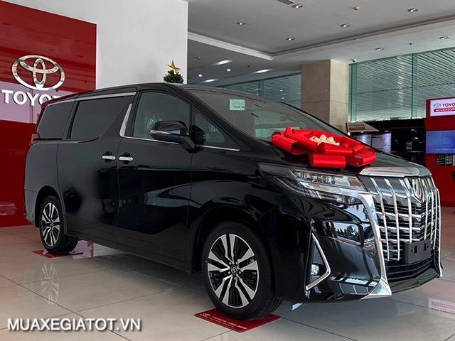 gia xe toyota alphard 2021 toyotatancang net - Chi tiết Toyota Alphard Luxury 2021 dòng xe 7 chỗ đẳng cấp thương gia