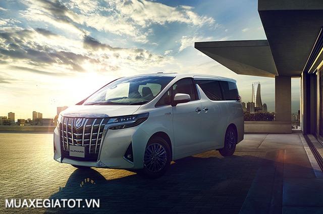 gioi thieu toyota alphard 2021 toyotatancang net - Chi tiết Toyota Alphard Luxury 2021 dòng xe 7 chỗ đẳng cấp thương gia