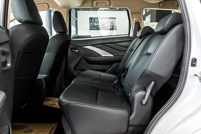 hang ghe thu 2 mitsubishi xpander 2020 2021 at muaxegiatot vn - Chi tiết Mitsubishi Xpander 2021 - Sang trọng, Hiện đại