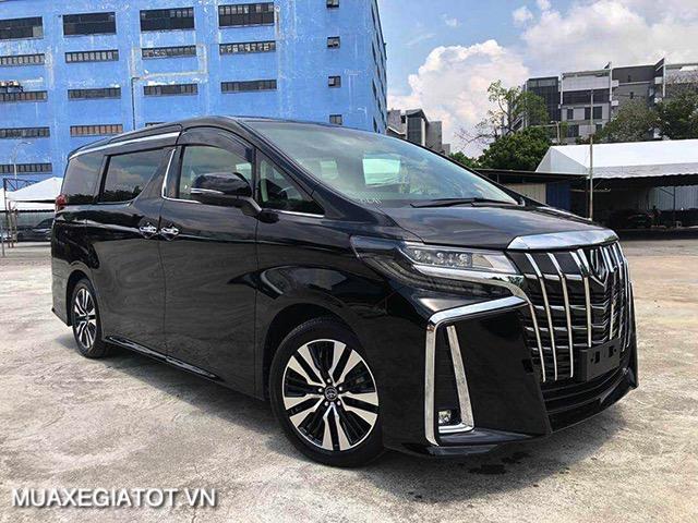 hong xe toyota alphard 2021 toyotatancang net - Chi tiết Toyota Alphard Luxury 2021 dòng xe 7 chỗ đẳng cấp thương gia