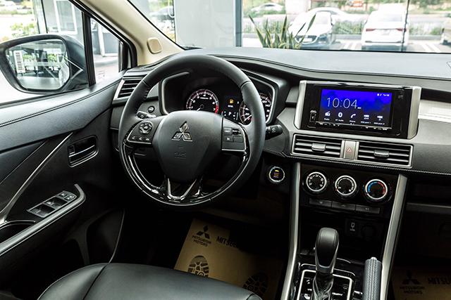 noi that mitsubishi xpander 2020 2021 at muaxegiatot vn - Chi tiết Mitsubishi Xpander 2021 - Sang trọng, Hiện đại