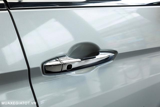 tay nam cua mitsubishi xpander 2020 2021 at muaxegiatot vn 1 - Chi tiết Mitsubishi Xpander 2021 - Sang trọng, Hiện đại
