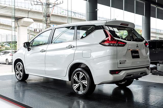 than xe mitsubishi xpander 2020 2021 at muaxegiatot vn - Chi tiết Mitsubishi Xpander 2021 - Sang trọng, Hiện đại