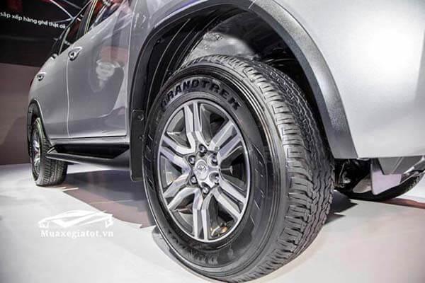 toyota fortuner 2021 may dau so san toyotatancang net 3 - Toyota Fortuner 2.4MT 4x2 2021, Xe 7 chỗ máy dầu số sàn tiết kiệm