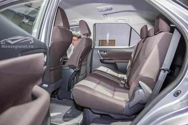 toyota fortuner 2021 may dau so san toyotatancang net 7 - Toyota Fortuner 2.4MT 4x2 2021, Xe 7 chỗ máy dầu số sàn tiết kiệm