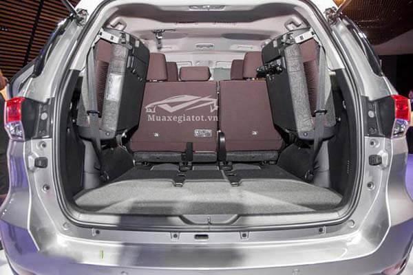 toyota fortuner 2021 may dau so san toyotatancang net 8 - Toyota Fortuner 2.4MT 4x2 2021, Xe 7 chỗ máy dầu số sàn tiết kiệm